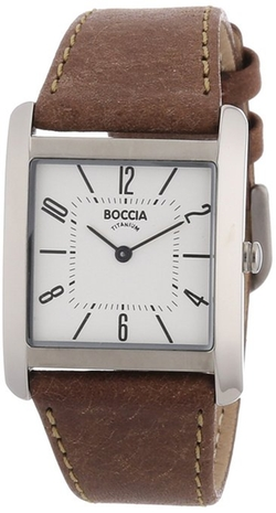 Women's Quartz Watch by Boccia Titanium in Couple's Retreat