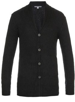 Cashmere and Silk-Blend Knit Cardigan by John Varvatos in Batman v Superman: Dawn of Justice