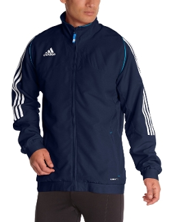 Men's T12 Team Jacket by Adidas in McFarland, USA