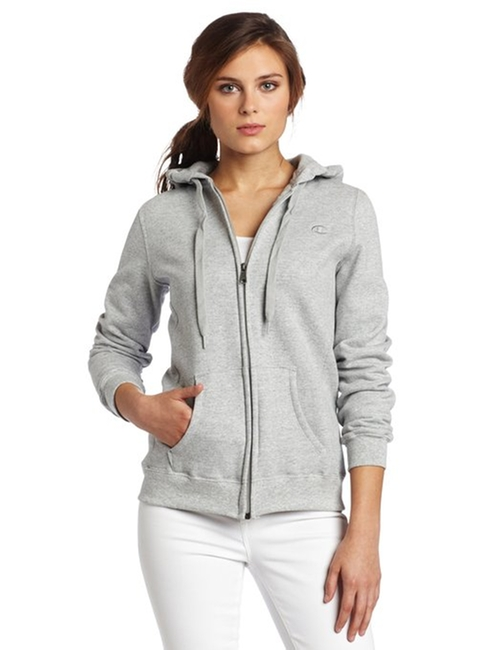Women's Eco Fleece Jacket by Champion in The DUFF