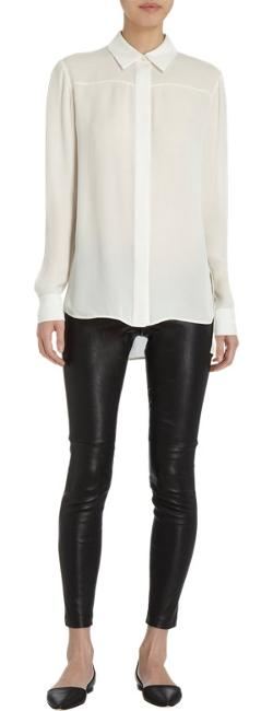 Button Down Blouse by Vince in The Other Woman