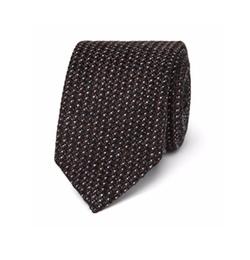 Statesman Nailhead Wool Tie by Kingsman + Drake's in Kingsman: The Golden Circle