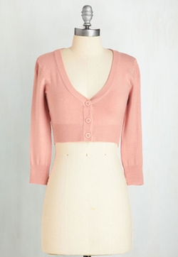 The Dream of the Crop Cardigan by ModCloth in The Big Bang Theory