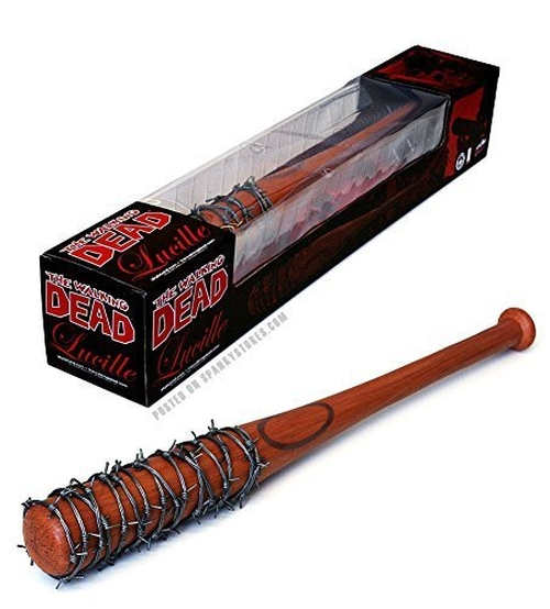 Lucille SDCC 2014 Vinyl Replica Bat by Skybound Entertainment in The Walking Dead - Season 6 Looks