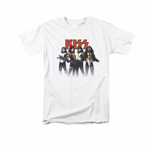 Kiss Band Adult T-Shirt by Kiss  in Ballers - Season 2 Episode 2