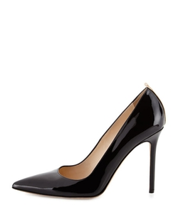 Fawn Patent Point-Toe Pumps by SJP by Sarah Jessica Parker in Pretty Little Liars