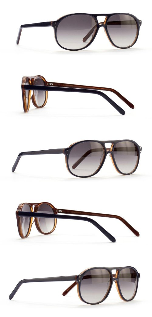 Money 2 Aviator Sunglasses by Selima Optique in Drive