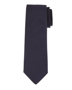 Grosgrain Solid Tie by Lanvin in Suits