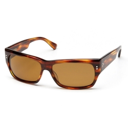 Hard Eight Sunglasses by Blinde Eyewear in Flaked