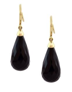Onyx Drop Earrings by Effy in Pretty Little Liars