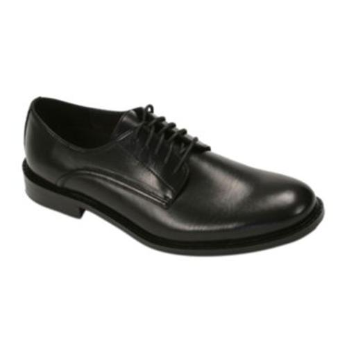 Memphis Men's Leather Lace-Up Oxford Shoes by Deer Stags in Let's Be Cops