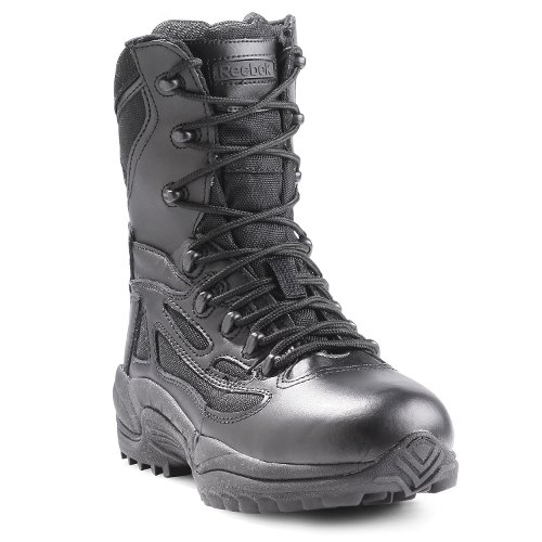 Waterproof Side Zip Duty Boot by Reebok in Furious 7