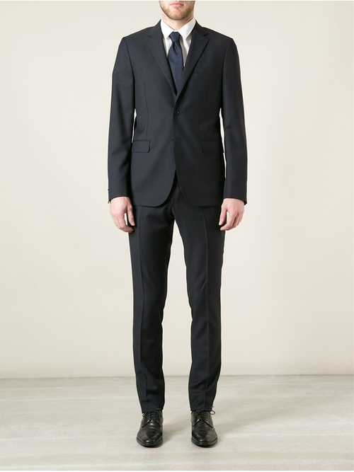 Two Piece Suit by Valentino in The Loft