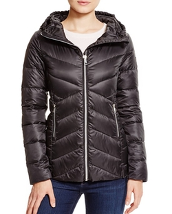 Packable Down Jacket by Sam Edelman in The Mindy Project