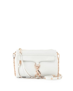 Mini Mac Crossbody Bag by Rebecca Minkoff in Master of None