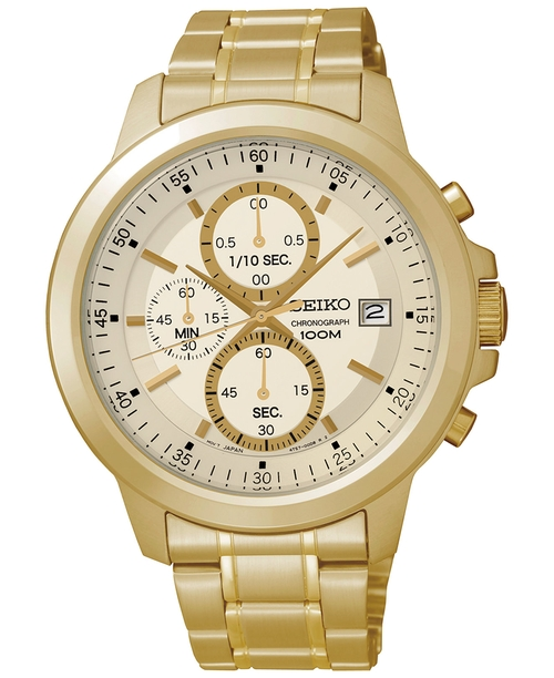 Chronograph Bracelet Watch by Seiko in Ocean's Eleven