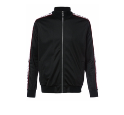 Logo Print Track Jacket by Givenchy in Keeping Up With The Kardashians
