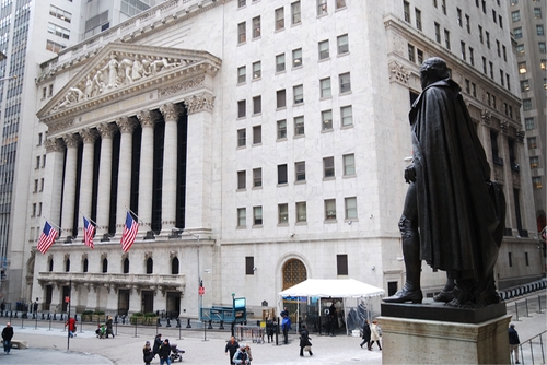 New York Stock Exchange New York City, New York in Quantico - Season 2 Episode 1 - Kudove