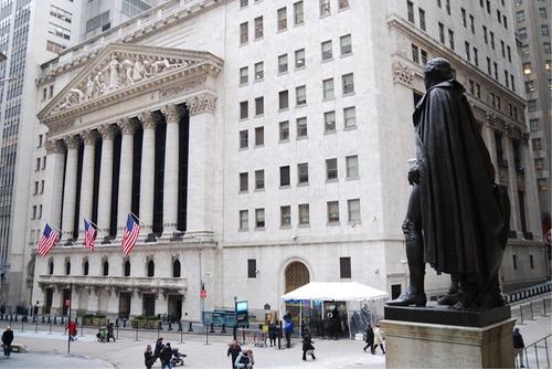 New York Stock Exchange New York City, New York in Quantico - Season 2 Episode 1 - Kudove