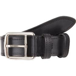 Border-Stitched Leather Belt by Barneys New York in Lee Daniels' The Butler