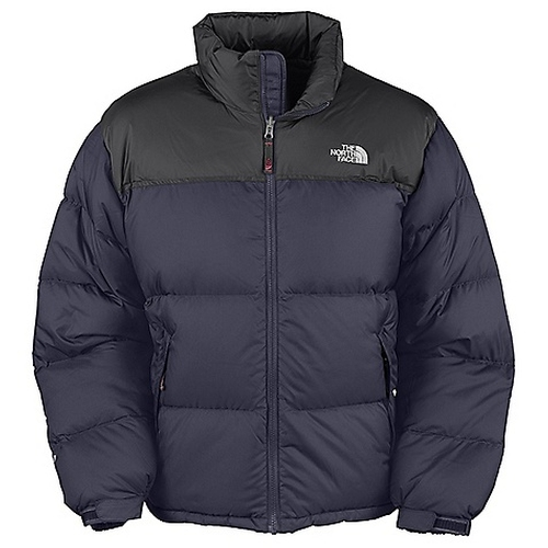 Men's Nuptse Jacket by The North Face in Everest