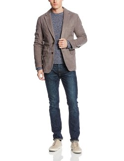 Berber Blazer by Denim & Leathers Andrew Marc in Crazy, Stupid, Love.