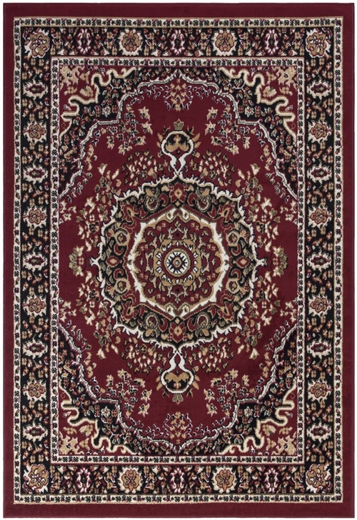 Persian Style Living Room Rug by Ottomanson in The Big Lebowski