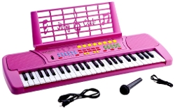 Children 49 Keys Electronic Piano by Ellegance in Poltergeist