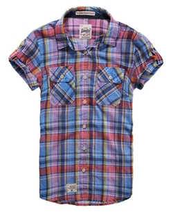 Calamity Dandy Shirt by Superdry in Sisters
