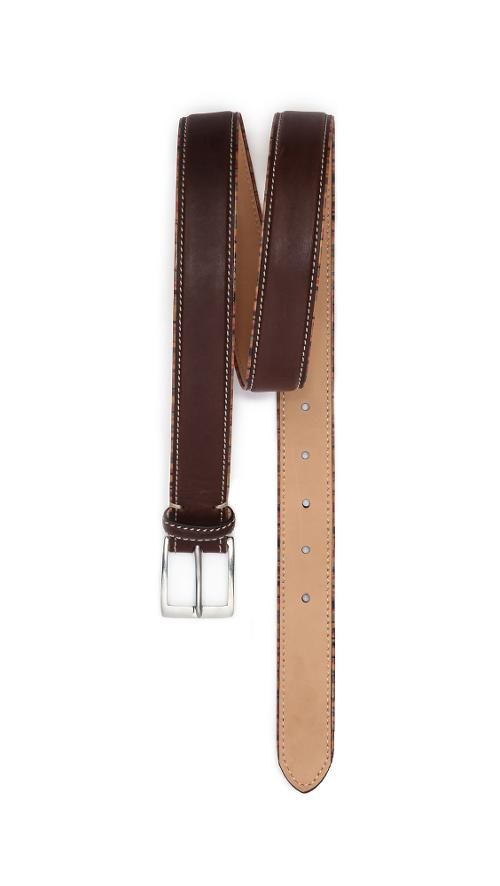 Vintage Multistripe Piping Belt by Paul Smith in Get On Up