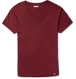 Bobby Cotton T-Shirt by Orlebar Brown in Mean Girls