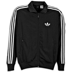 Firebird Full-Zip Track Jacket by Adidas Originals in Get Hard