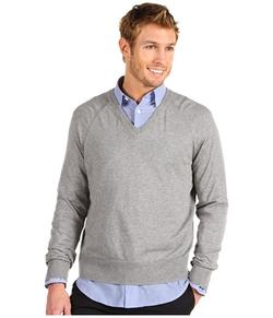 Kris V-Neck Sweater by Original Penguin in Trainwreck