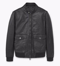 Leather Biker Jacket by Mango in Animal Kingdom