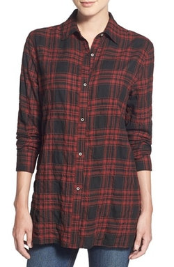 'Beau' Plaid Shirt by Rag & Bone in The Blacklist