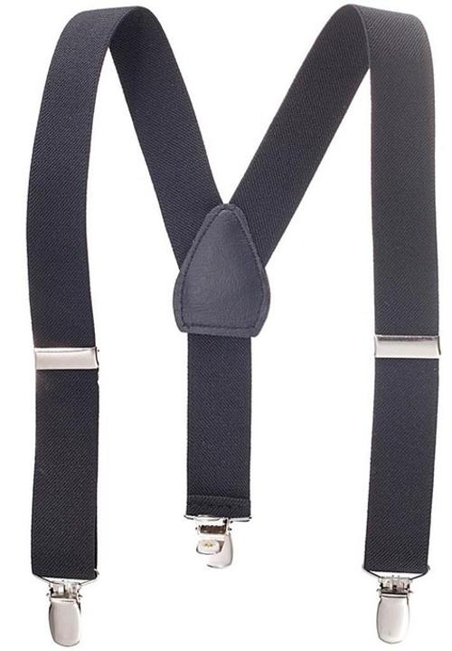 Solid Color Adjustable Elastic Kids Suspenders by Hold'Me in Lee Daniels' The Butler