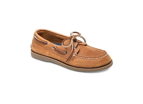 Genuine Leather Boat Shoes by Sperry Top-Sider in Poltergeist