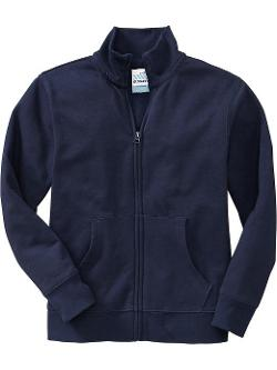 Boys Uniform Terry-Fleece Jackets by Old Navy in The Dark Knight Rises