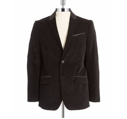 Herringbone Velvet Jacket by Black Brown 1826 in The Age of Adaline