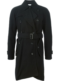 Belted Trench Coat by Comme Des Garçons Homme Plus in American Horror Story