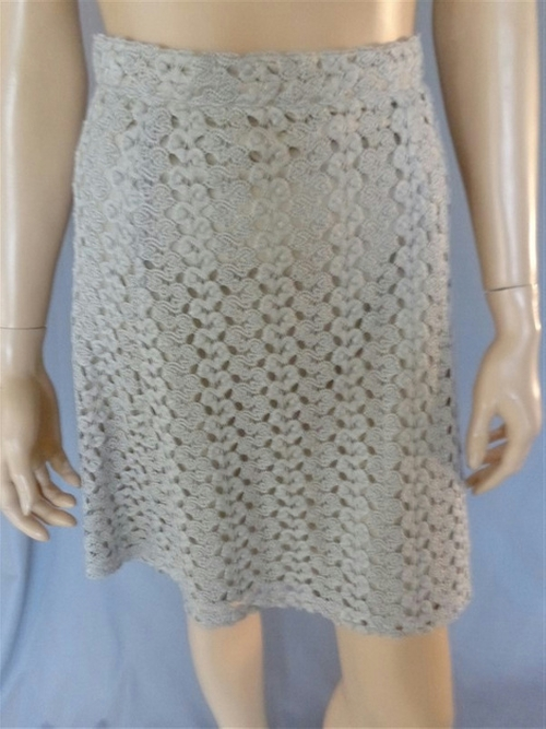 Custom Made Lace Skirt by Monique Prudhomme (Costume Designer) in If I Stay
