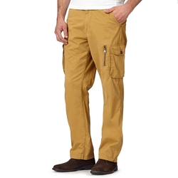 Twill Cargo Trousers by RJR John Rocha in Jason Bourne
