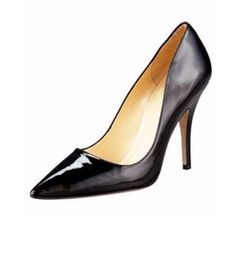 New York Licorice Pointed-Toe Pumps by Kate Spade in Mr. Robot