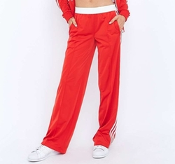 Sandra 1977 Red Tracksuit Bottom by Adidas in Keeping Up With The Kardashians