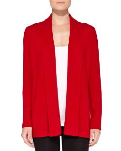 Cashmere Pinched-Back Cardigan by Neiman Marcus	 in Little Fockers
