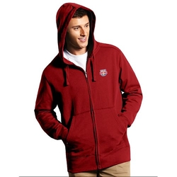 Red Bulls Signature Full-Zip Hoodie Jacket by Antigua New York in Barbershop: The Next Cut