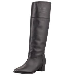 Equestra Knee-High Boots by Manolo Blahnik	 in The Disappearance of Eleanor Rigby