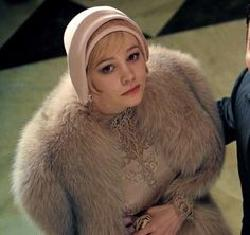 Custom Made Cloche Felt Hat (Daisy Buchanan) by Rosie Boylan (Headwear Specialist) in The Great Gatsby