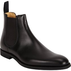 Ely Plain-Toe Chelsea Boots by Church's in Entourage