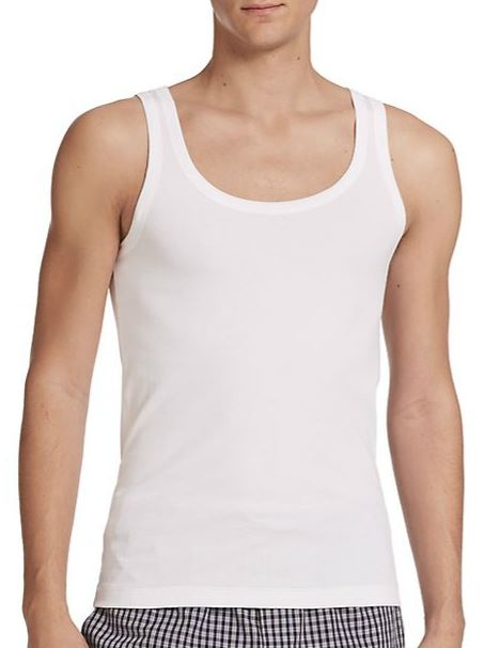 Ribbed Tank Top by Hanro in Magic Mike XXL